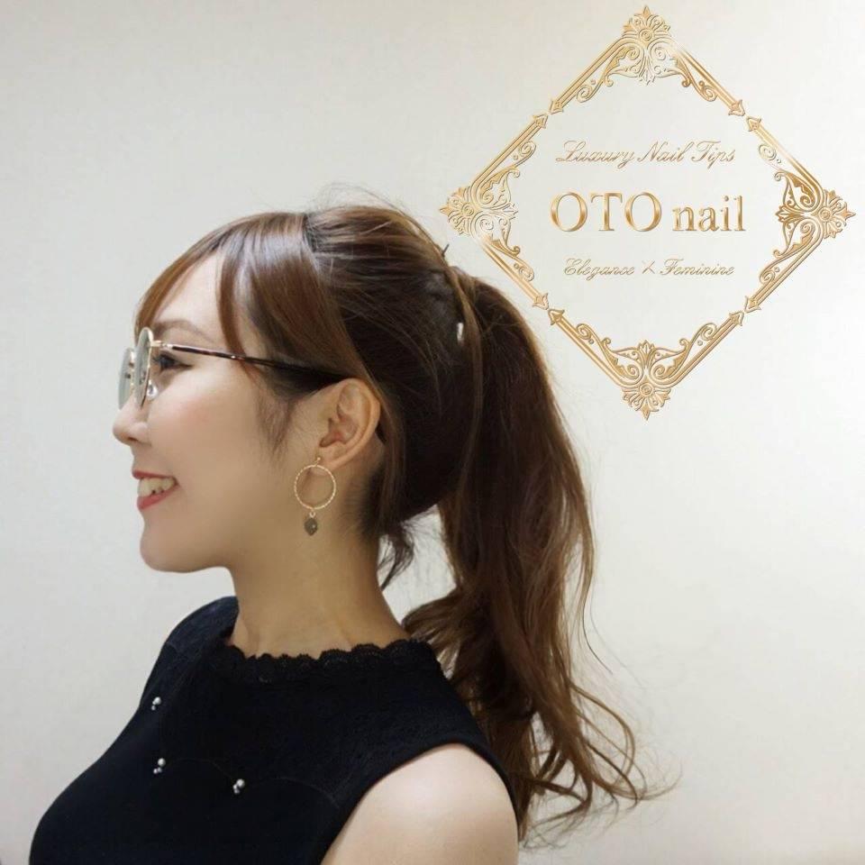 OTO nail 代表挨拶